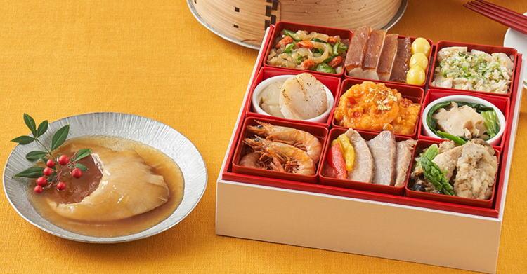 フカヒレの姿煮や割包(グワパオ)用バンズが別パックで付いてくるオイシックスの本格中華重