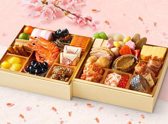 本格伝統おせち「桜春」